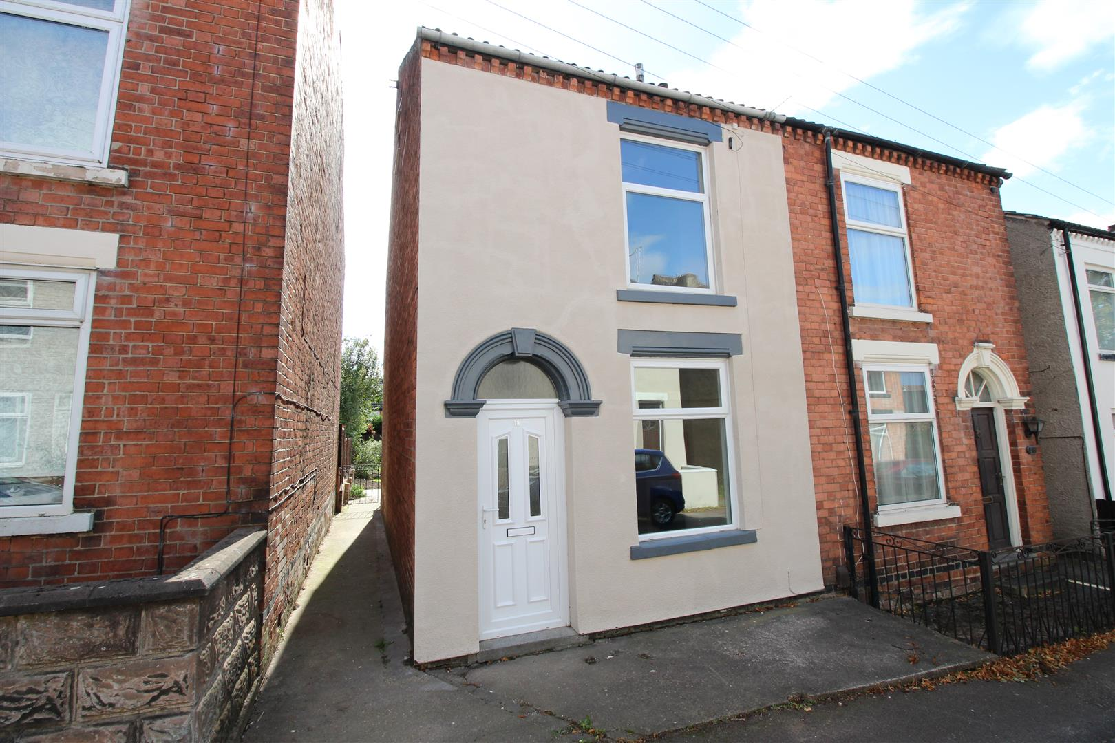 3 Bedrooms Terraced House for sale in Alexandra Street, Stapleford